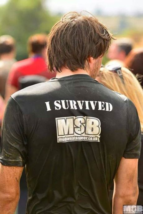 I survived - MSB